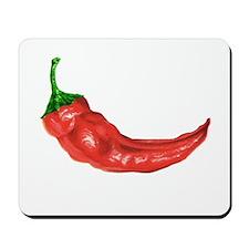 pepper peppers Mousepad