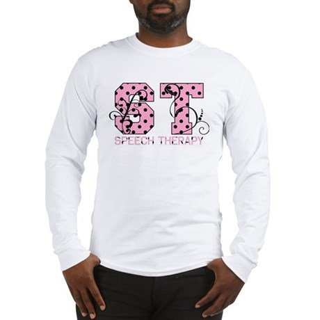 Lots of Dots Long Sleeve T-Shirt