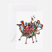 Don Quixote Greeting Card