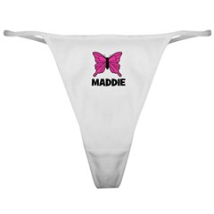 Butterfly - Maddie Classic Thong
