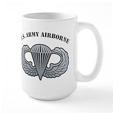 Basic Airborne Wings U.S. Arm Mug
