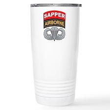 Sapper/Airborne Tab Basic Air Travel Mug