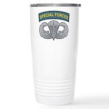 Basic Airborne Wings Special Travel Mug