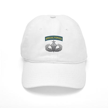 Senior Airborne Wings Special Cap