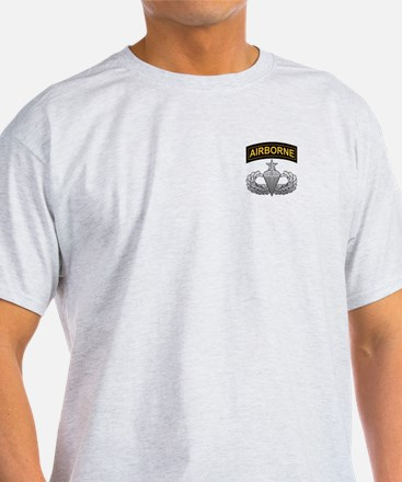 Senior Airborne Wings with Ai T-Shirt