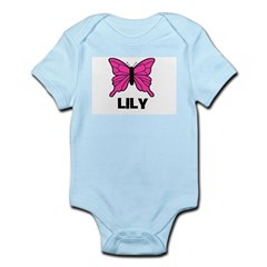 Butterfly - Lily Infant Creeper