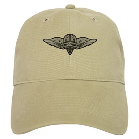 Rigger Wings Cap