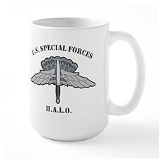 Basic HALO Wings U.S. Special Mug