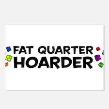 Quarter Hoarder Postcards (Package of 8)