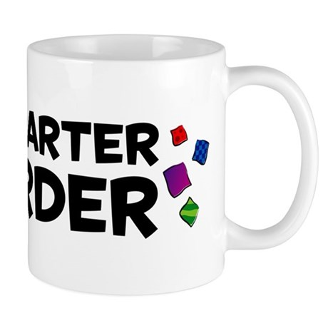 Quarter Hoarder Mug