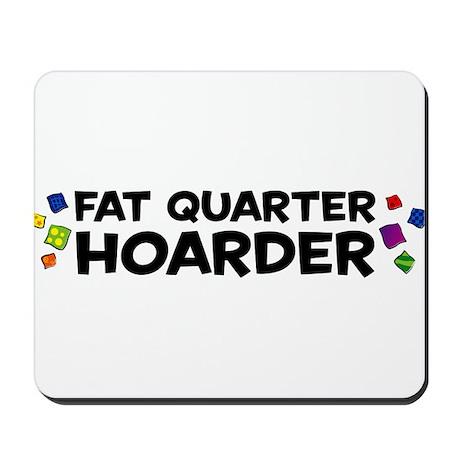 Quarter Hoarder Mousepad