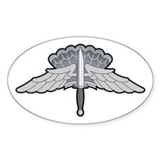 HALO Wings Oval Decal
