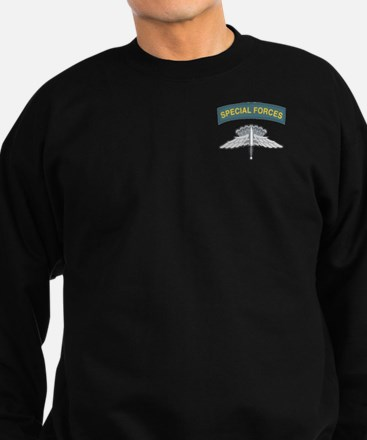 HALO Wings with Special Force Sweatshirt (dark)