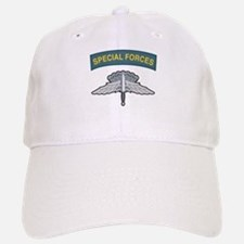 HALO Wings with Special Force Baseball Baseball Cap