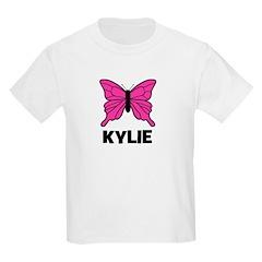 Butterfly - Kylie Kids T-Shirt