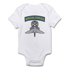 Master HALO Special Forces Ta Infant Bodysuit