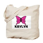 Butterfly - Kaylyn Tote Bag