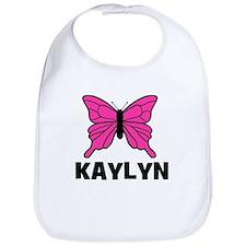 Butterfly - Kaylyn Bib