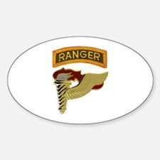 Pathfinder Badge with Ranger Oval Decal