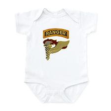 Pathfinder Badge with Ranger Infant Bodysuit