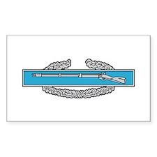 Combat Infantryman's Badge Rectangle Decal