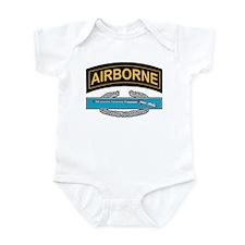 CIB with Airborne Tab Infant Bodysuit