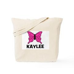 Butterfly - Kaylee Tote Bag