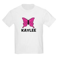 Butterfly - Kaylee Kids T-Shirt