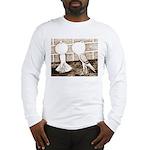 Voorburg Pigeon Pair Long Sleeve T-Shirt