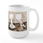 Voorburg Pigeon Pair Large Mug