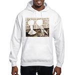 Voorburg Pigeon Pair Hooded Sweatshirt