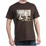 Voorburg Pigeon Pair Dark T-Shirt
