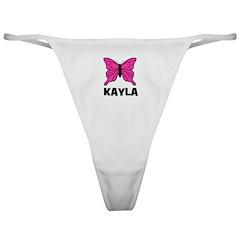 Butterfly - Kayla Classic Thong