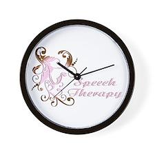 Scrollart Wall Clock