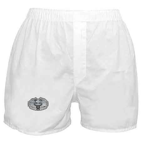 Combat Medic Badge Boxer Shorts