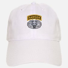 Combat Medic Badge with Range Baseball Baseball Cap