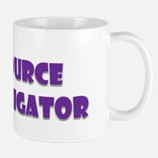 Resource Investigator Colour Mug