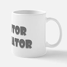 Monitor Grey Mug