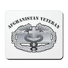 CMB Afghanistan Veteran Mousepad