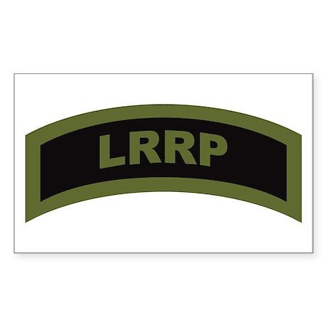 LRRP Tab OD Rectangle Sticker