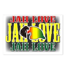 JAH LOVE2 Postcards (Package of 8)