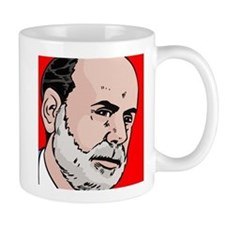 Bernanke Coffee Mug