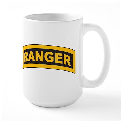 Ranger Tab Large Mug