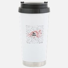 New Moon Quotes Stainless Steel Travel Mug