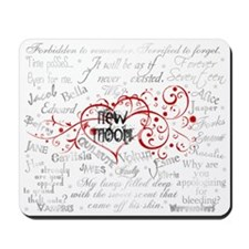 New Moon Quotes Mousepad