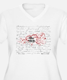 New Moon Quotes T-Shirt