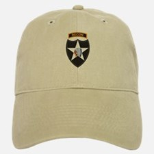 2nd Infantry Div with Recon T Baseball Baseball Cap