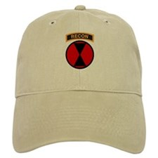 7th Infantry Div with Recon T Baseball Cap