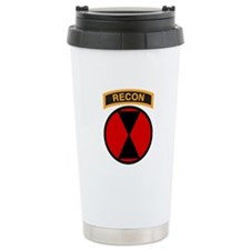 7th Infantry Div with Recon T Travel Mug