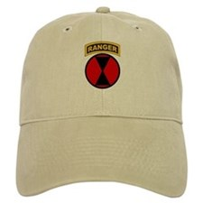 7th Infantry Div with Ranger Baseball Cap